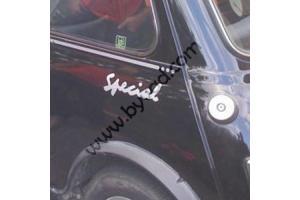 Kit stickers 'Special' Austin mini
