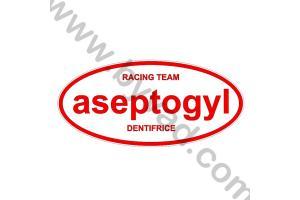 Sticker Team ASEPTOGYL
