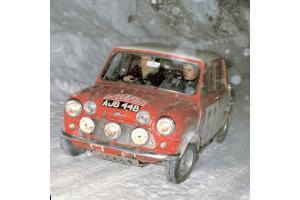 Kit déco Austin mini Monte Carlo