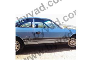 Bandes turini Lancia Beta coupe