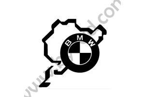 Kit de 3 stickers BMW Nurburgring
