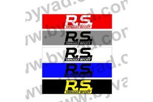 Cache plaque immatriculation Renault Sport 2016