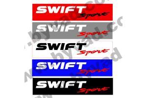 Cache plaque immatriculation SWIFT SPORT