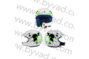 Kit déco casque universel BYVAD 34