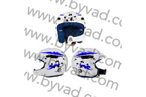 Kit déco casque universel BYVAD 44