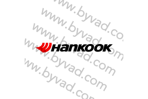 Sticker Hankook sans fond