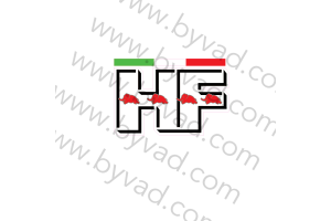Autocollant Lancia HF Italia