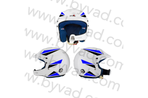 Kit déco casque universel BYVAD 18