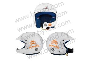 Kit déco casque universel Citroen Racing
