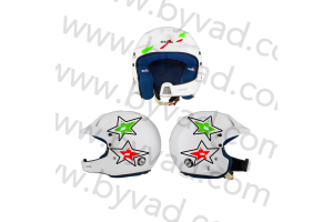 Kit déco casque universel BYVAD 35