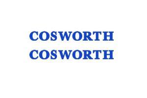 Stickers Cosworth x 2