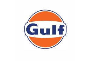 Sticker Gulf 25 cm