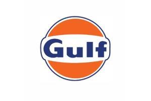 Sticker Gulf 35 cm