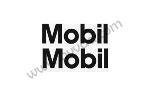 Kit deux stickers MOBIL