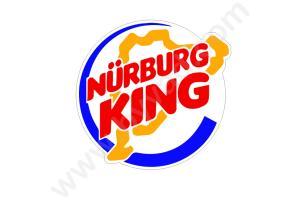 Stickers Nurburg King Couleur