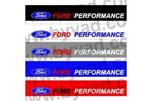 Bandeau pare soleil Ford Performance 03