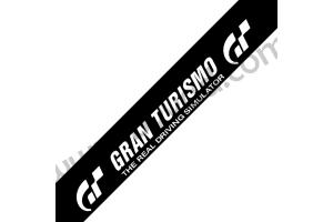 Bandeau pare soleil Gran Turismo