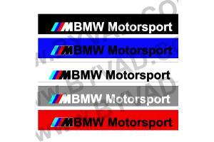 Bandeau pare soleil M BMW Motorsport