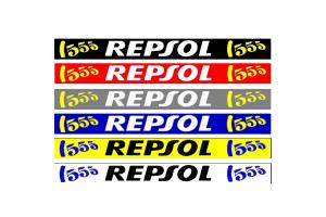 Bandeau pare soleil Repsol 555 Subaru