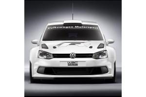 Bandeau pare soleil Volkswagen Motorsport