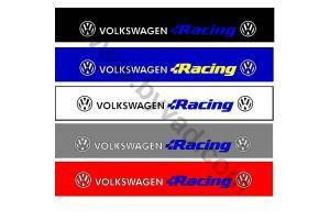 Bandeau pare soleil Volkswagen Racing