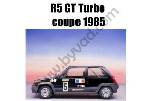 Kit déco Renault 5 GT Coupe 1985
