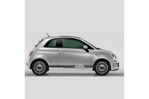 Bandes latérales Fiat 500