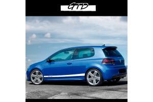 Bandes latérales VW GTD