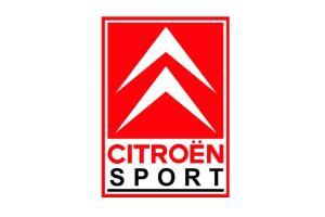 Sticker de toit Citroen Sport