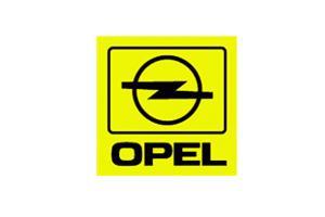 Sticker de toit Opel Vintage