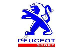 Sticker de toit Peugeot Sport