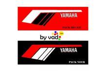 Kit sticker Yamaha DTMX 125 Enduro 1979